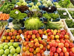 Vegetales y dieta vegetariana