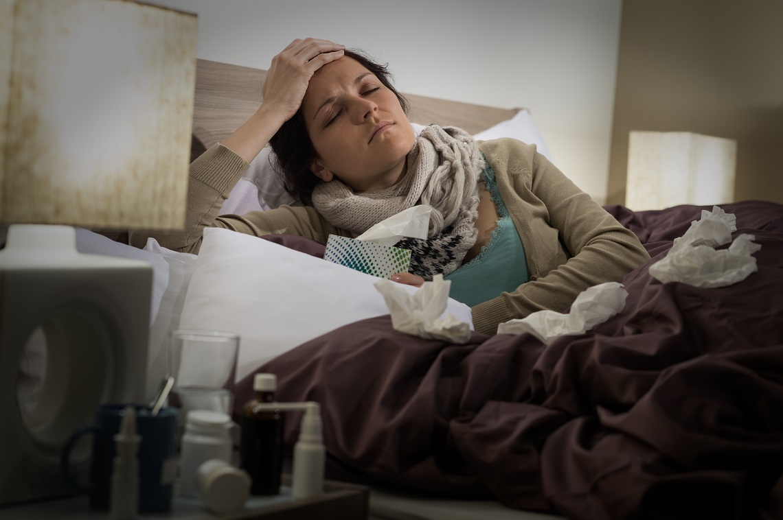 que es la gripe común