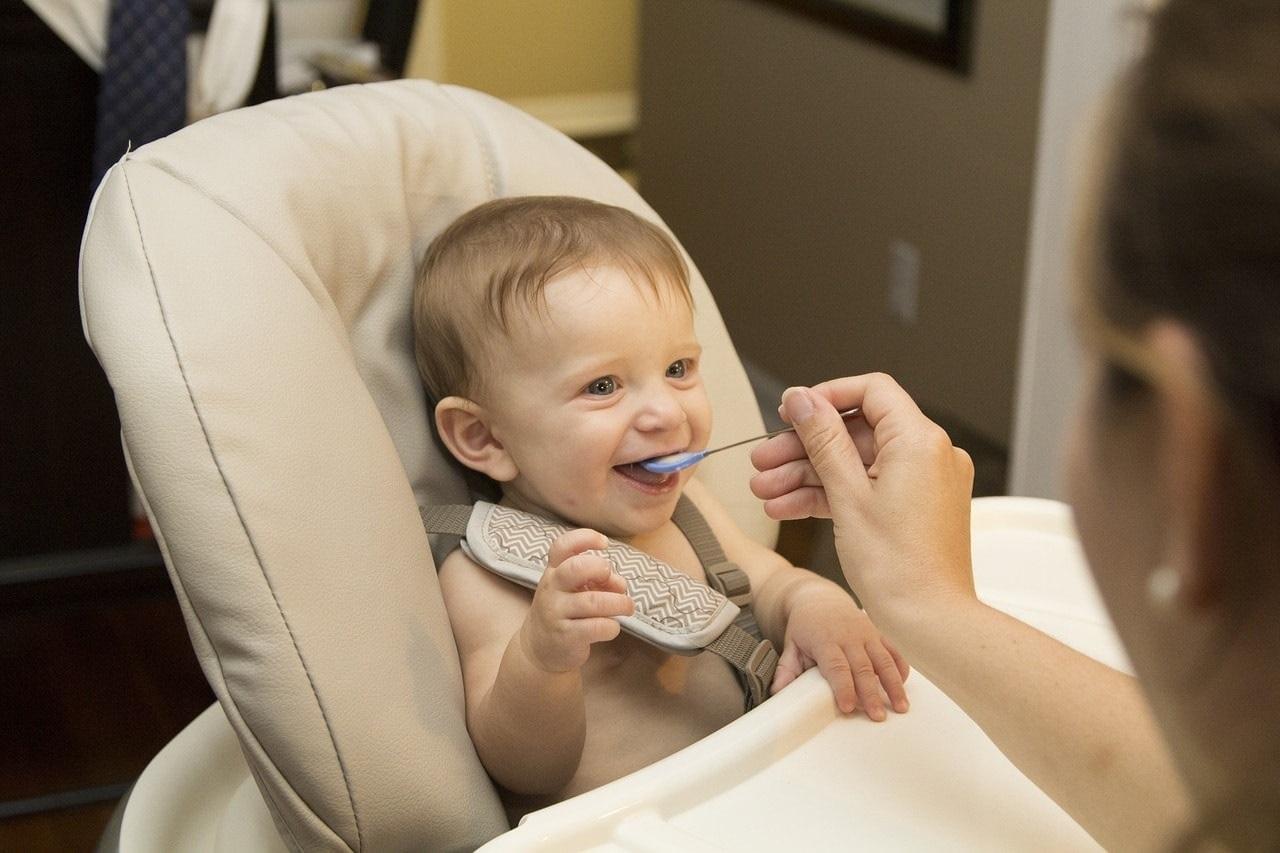 alimentación niños de dos años
