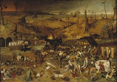 El triunfo de la Muerte Negra