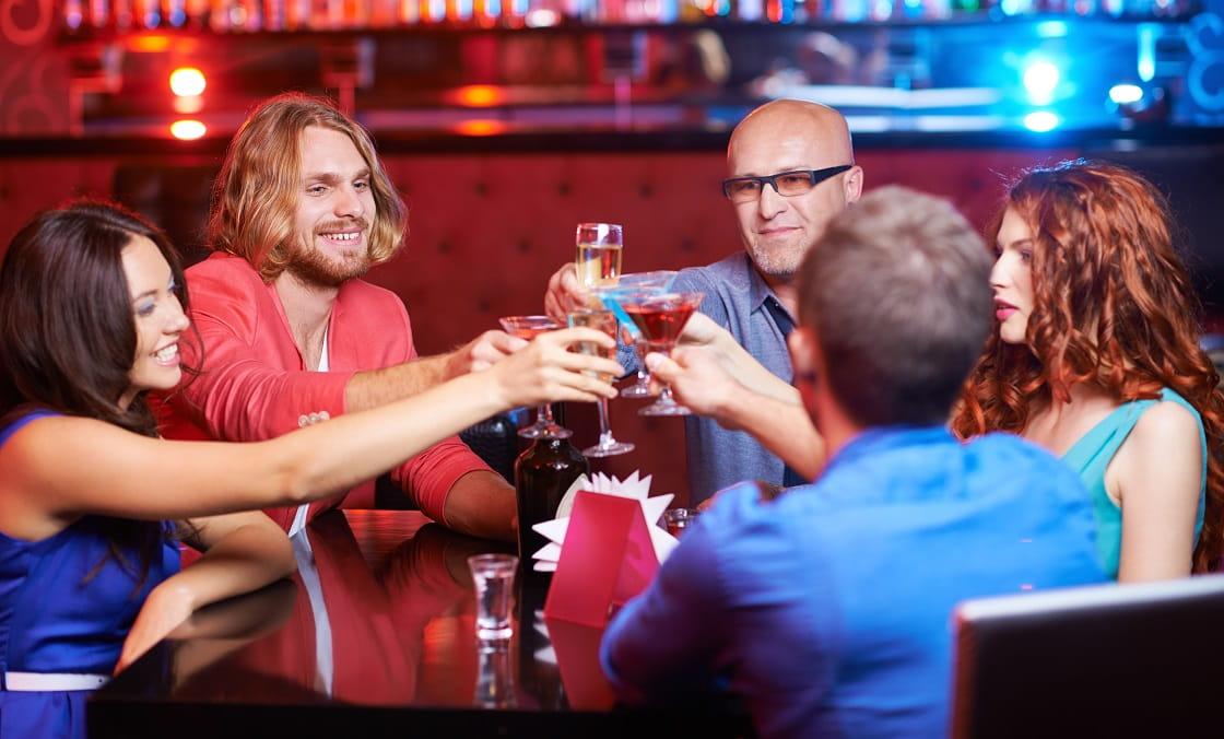 síntomas del alcoholismo