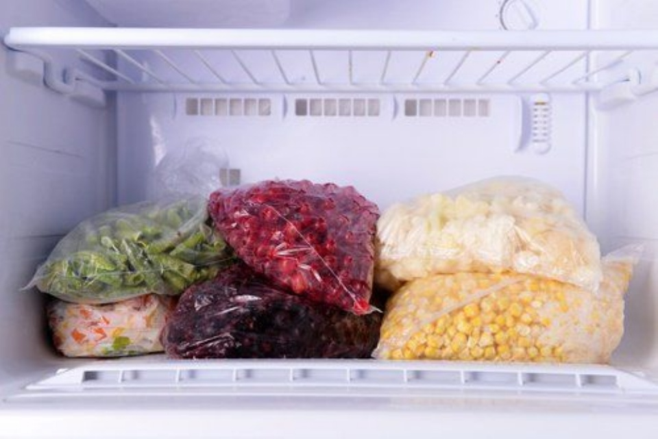 que alimentos se pueden congelar