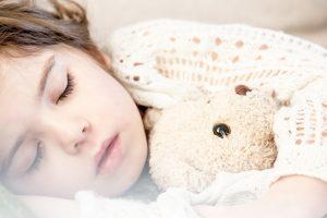 trastornos del sueño en niños